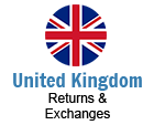 United Kingdom Returns & Exchanges