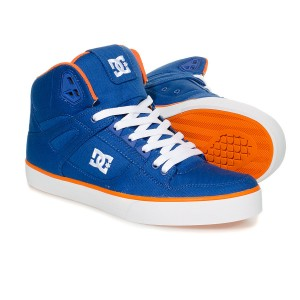 DC Shoes Spartan Hi W TX (Blue) For Men