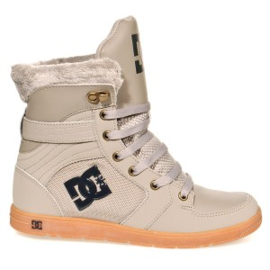DC Shoes Stratton Boots (Tan Gum) For Women