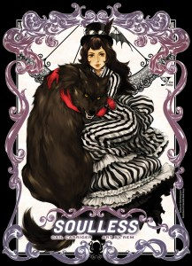 Gail's first novel Soulless, in wonderful Manga form