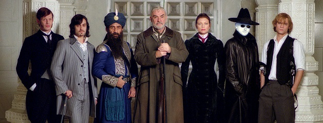 The League Of Extraordinary Gentlemen - 10 Best Steampunk Movies