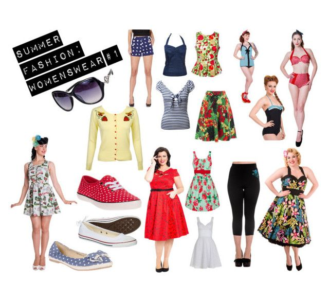 Womenswear #1: Retro Inspired Summer Style