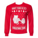 Adventure Time Xmas Jumper