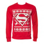 Superman Xmas Jumper