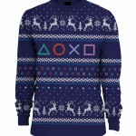 Playstation Retro Xmas Jumper