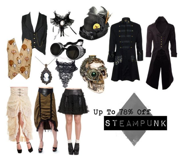 Black Friday Steampunk