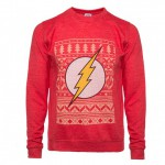 The Flash Xmas Jumper
