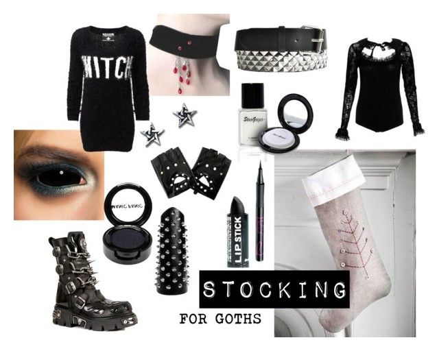 Stocking For Goths