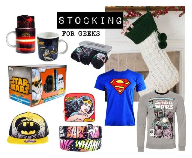 Stocking For Geeks