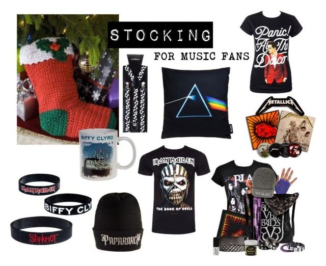 Stocking For Music Fans