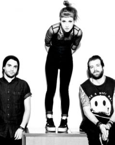 Blue Banana's Top 10 Pop Punk Albums Of All Time: Paramore