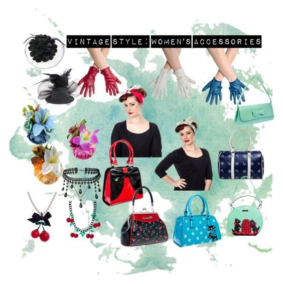 Vintage Fashion: Women's Clothing, Shoes & Accessories