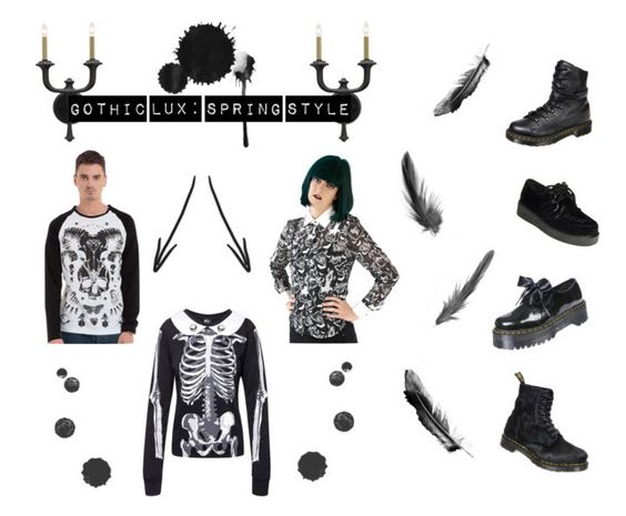 Spring Style: Gothic Lux
