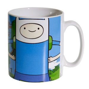 Pop Culture Merchandise, Adventure Time Finn & Jake Mug