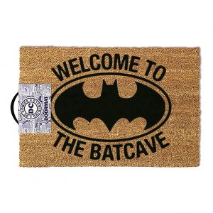 Pop Culture Merchandise, Batman Batcave Doormat