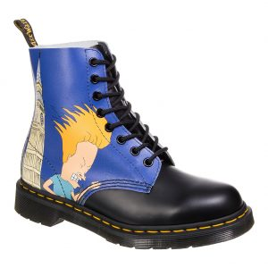 Pop Culture Merchandise, Beavis & Butthead Dr Martens