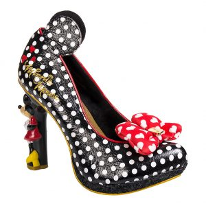 Pop Culture Merchandise, Irregular Choice Oh My! High Heeled Shoes