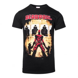 Pop Culture Merchandise, Deadpool Target Practice T Shirt