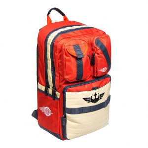 Pop Culture Merchandise, Star Wars The Force Awakens Rebel Backpack