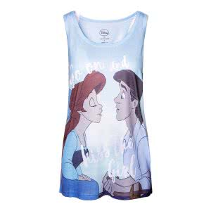 Cool T Shirts: Disney Little Mermaid Vest Top