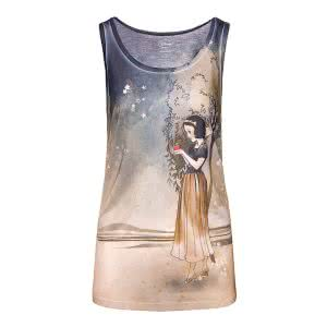 Cool T Shirts: Disney Snow White Vest Top