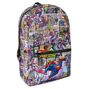 DC Comics Superman Fly Backpack