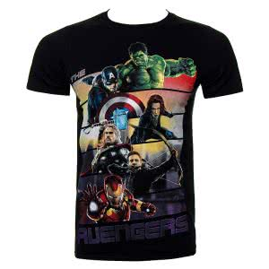 What to wear to Comic Con: Avengers Tee