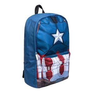 What to wear to Comic Con: Captain American Backpack