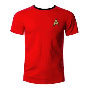 What to wear to comic con: Star Trek Tee