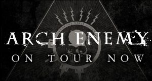 Archenemy UK Tour