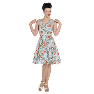 Get up to 50% Off in the dresses sale, like this Hell Bunny Dress