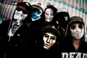 Hollywood Undead Tour
