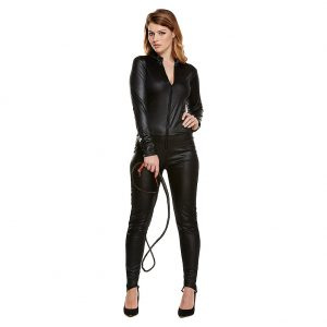 Cheap Halloween Costumes: Catsuit Costume