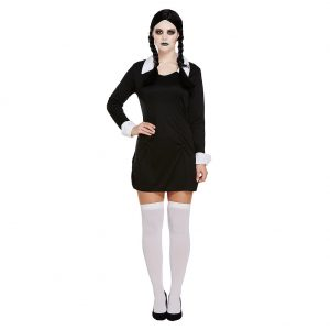 Cheap Halloween Costumes: Scary Daughter Fancy Dress