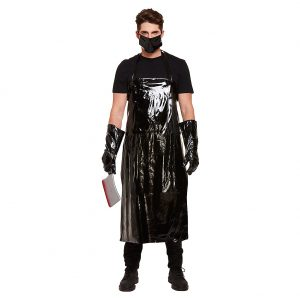 Cheap Halloween Costumes: Scary Butcher Fancy Dress