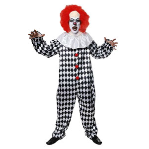 Scary Clown Halloween Costumes at Blue Banana UK  sc 1 st  Blue Banana & American Horror Story: Cult is Inspiring Scary Clown Halloween Costumes
