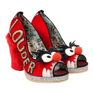 Irregular Choice Muppets: Louder Louder Shoes 1