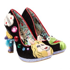 Irregular Choice Muppets: Supercouple Heels 1