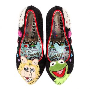 Irregular Choice Muppets: Supercouple Heels 2