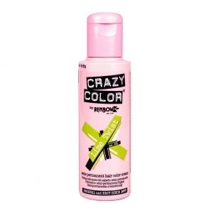 Halloween Hair: Crazy Color Lime Twist Hair Dye