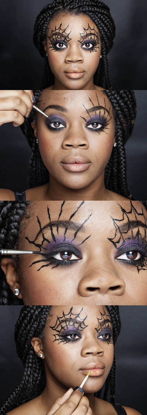 Halloween Face Paint Ideas For Women.Halloween Face Paint Ideas Simple Easy Scary Makeup For