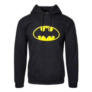 Justice League Merchandise Batman Hoodie