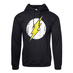 Justice League Merchandise Flash Hoodie