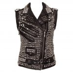 Killstar Overload Vegan Vest Jacket, Gothic Coats And Jackets Sale