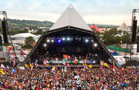 Glastonbury Festival Guide 2015