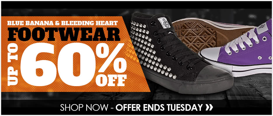Up To 60% Off Blue Banana & Bleeding Heart Shoes