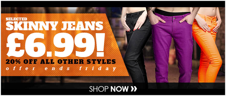 Selected Jeans �6.99 Plus 20% Off All Other Styles