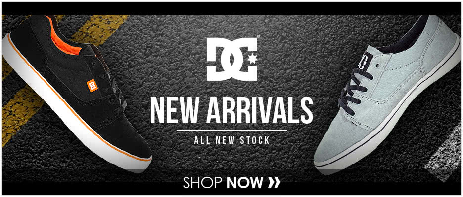DC Shoes - New Arrivals