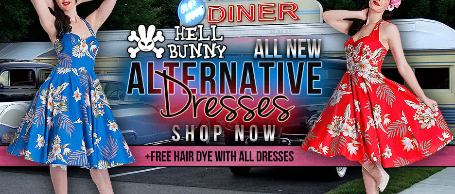 ALL NEW Alternative Dresses