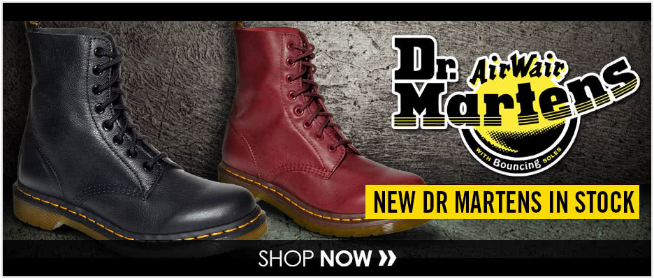 ALL NEW Dr Martens